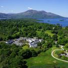 Stunning: The Muckross Park Hotel and Spa is surrounded by beautiful rugged countryside.