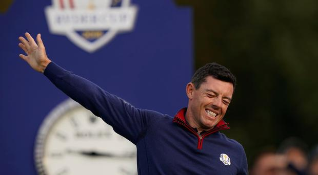 Bjorn: McIlroy the right man to lead final day charge