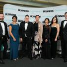 Ulster Business Top 100 Northern Ireland Companies dinner. Pic PressEye