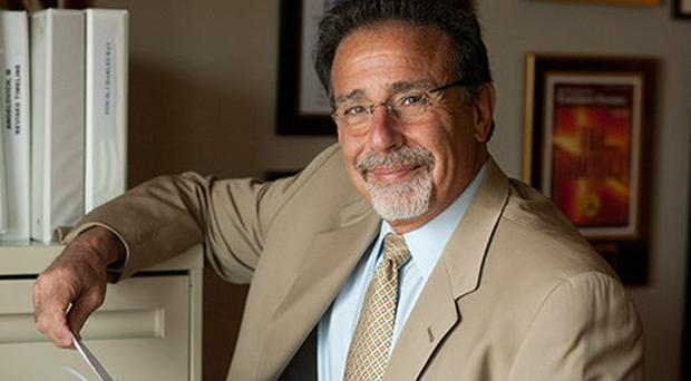 David Rudolf, the crusading attorney who represented US author Michael Peterson who was accused of killing his wife Kathleen.