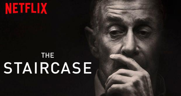 Nextflix series The Staircase, which documents the trial of Michael Peterson.