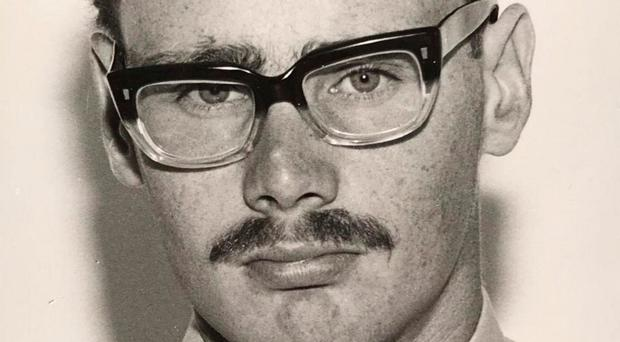 RUC officer David Reeve was killed in an explosion