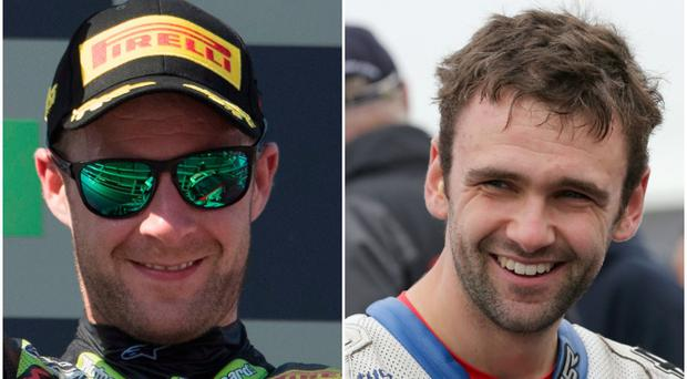 Jonathan Rea has joined a list of NI sport stars to support a donation which will be made to William Dunlop's family.