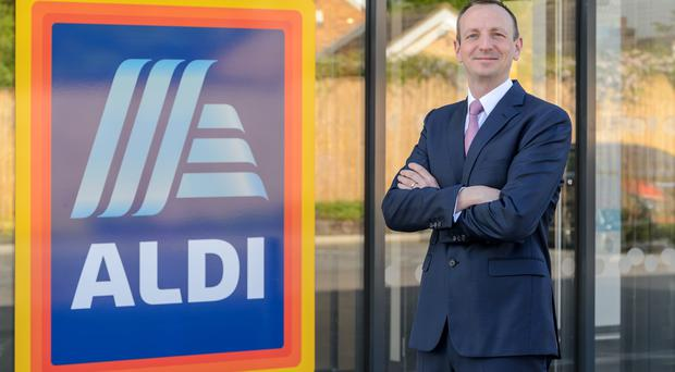 Aldi sales top £10bn in United Kingdom for first time