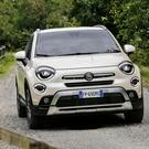 Undated Handout Photo of the updated Fiat 500X