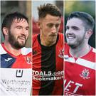 Michael McLellan, Jordan Forsythe and Darren Murray all pulled goals from the top drawer on Saturday afternoon.