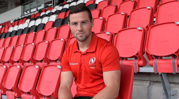 Hard knocks: John Cooney is hoping Ulster fare better when they take on his old team Connacht tomorrow