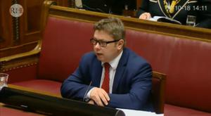 Timothy Johnston gave evidence to the RHI inquiry on Thursday.