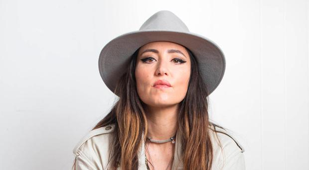 Electric focus: Scottish-born rock musician KT Tunstall