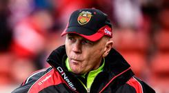Talent trawl: Jim McCorry is keen to boost Armagh squad