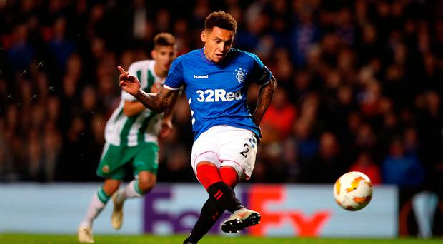 Gerrard praises Morelos after starring role for Rangers