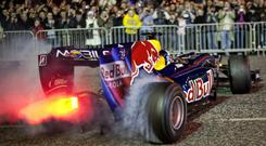 Formula One is set to come to Belfast once again.