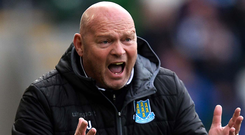 Home-bound: Ballymena United boss David Jeffrey
