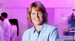 Dr Helen McCarthy was the overall winner at last year's INVENT Awards