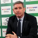 Big plans: Connacht chief executive Willie Ruane