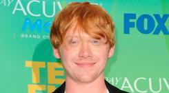 Rupert Grint has stepped out of the shadows of his famous on-screen persona