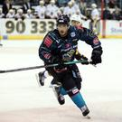 Belfast Giants forward Kyle Baun