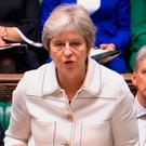Prime Minister Theresa May faces a decisive week