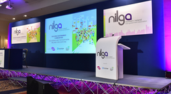 The NILGA annual conference took place in Armagh City Hotel