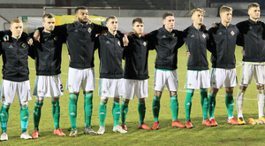 Euro vision: Northern Ireland Under-21s are looking to make history this evening