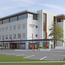 An artist's impression of the new health facility planned for Lisburn