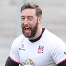 Retiring: Ulster's Pete Browne