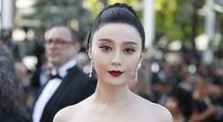 Fan Bingbing (AP Photo/Thibault Camus, File)