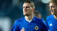 Northern Ireland's Steven Davis has again been linked with a move to Rangers.