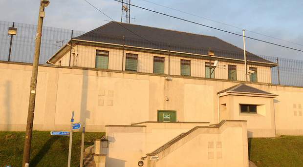 The former Stewartstown PSNI station which could be turned into self-catering holiday apartments