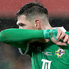 No go: Kyle Lafferty can't play for Rangers after the IFA invoked Fifa's five-day rule
