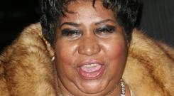Aretha Franklin (Ian West/PA)