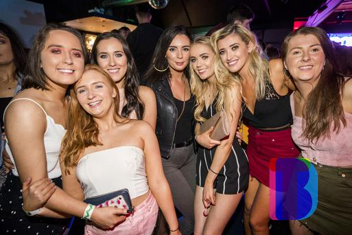 People out for Bot Wednesdays. 17th October 2018. Picture by Liam McBurney/RAZORPIX