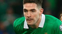 Rangers have strongly suggested that Kyle Lafferty's international career is not over