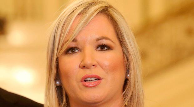 Anger: Michelle O'Neill
