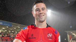 John Cooney will miss Ulster's game against Racing 92.