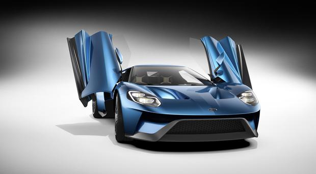 Ford Makes  More Supercars As Demand Outstrips Supply By Six To One