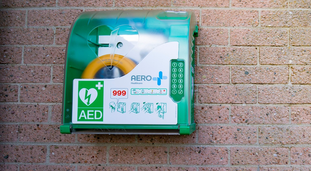 The public can now locate their nearest defibrillator in a map produced by the Ambulance Service.
