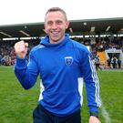 Town challenge: Scotstown boss Kieran Donnelly knows it'll be tough