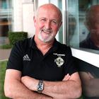 Wealth of experience: Alfie Wylie has been heavily involved in both men and women's football