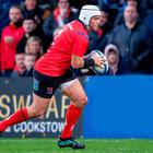 Belief back: Ulster captain Rory Best