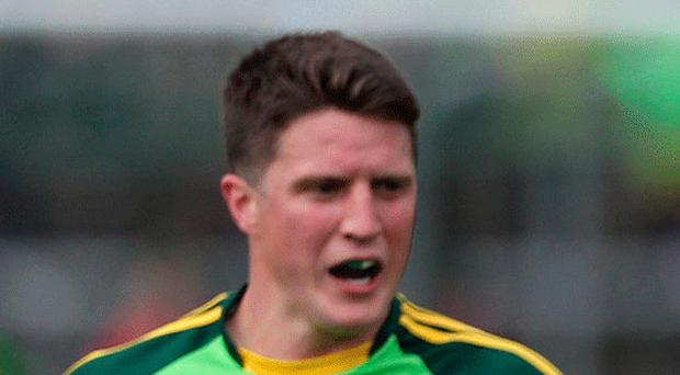Super strike: Tomas McCann scored a wonder goal