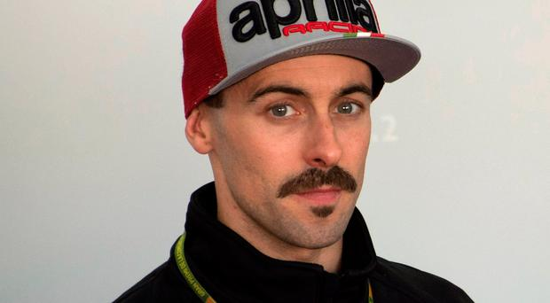 Top Ulster racer Eugene Laverty