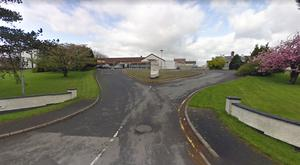 Fire broke out at the Fir Trees Hotel. Pic Google Maps