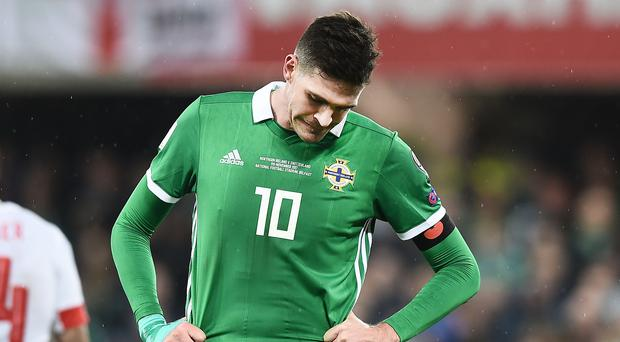 Kyle Lafferty named in Northern Ireland squad