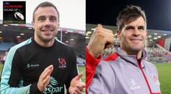 Tommy Bowe and Louis Ludik have this week made their Ulster Rugby Round Up debuts.