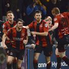 Crusaders went ahead three times and eventually edged out a thriller at Seaview.