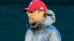 Not satisfied: Jurgen Klopp wants more from Liverpool