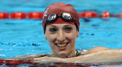 Bethany Firth won four gold medals at this summer's European Championships.