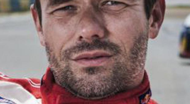 A final fling: Sebastien Loeb