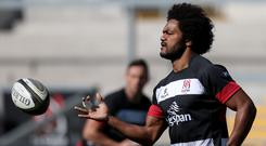 Henry Speight has returned from a knee injury to start against Dragons.